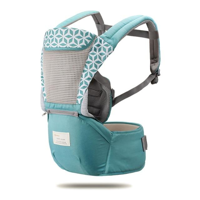 Shopedian Light Blue 1 / For Non-USA Residence Secure Infant™ Baby Carrier