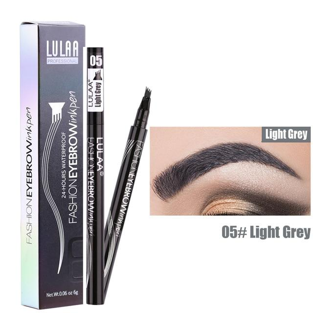 Shopedian Light Grey / United States Magic Waterproof Eyebrow Pencil