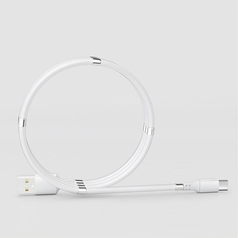 Shopedian Magnetic Charging Coil Cable