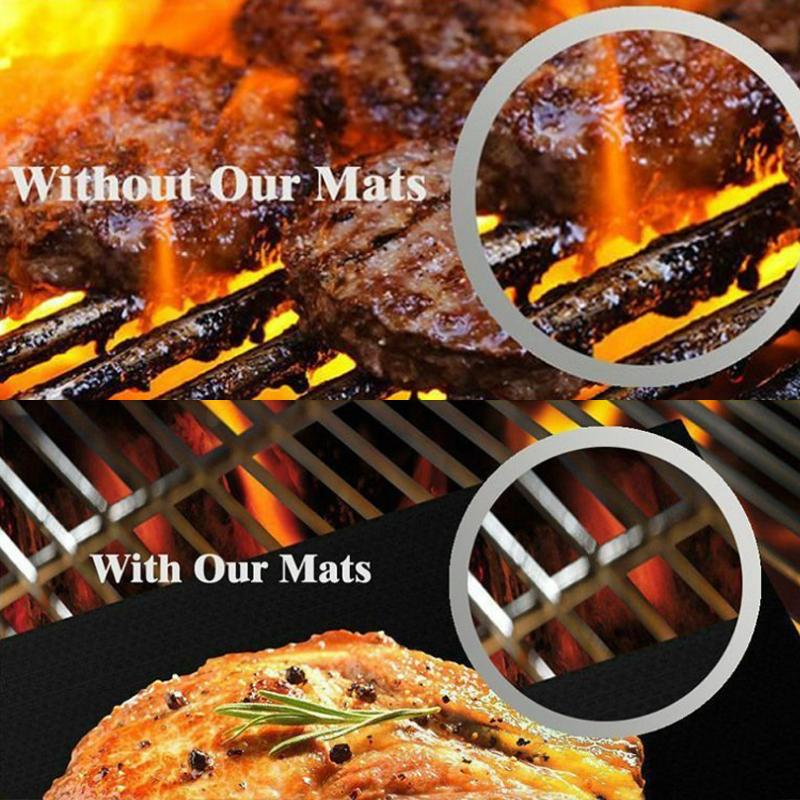 Shopedian Miracle Grill Mats