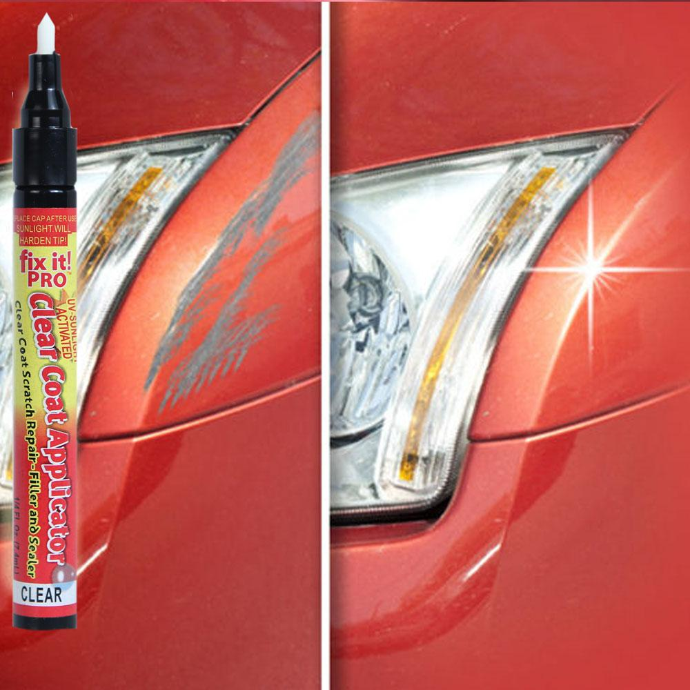 Shopedian Pen Car Scratch Remover Pen | Car Scratch Magic Eraser