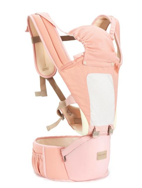 Shopedian Pink 3 / United States Secure Infant™ Baby Carrier