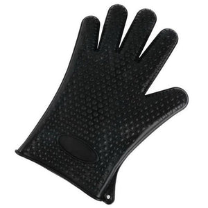 Shopedian Russian Federation / Black Heat Resistant Grill Gloves