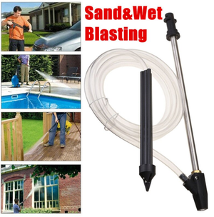 Shopedian United States High Pressure Washer Wet Sand Blasting Kit