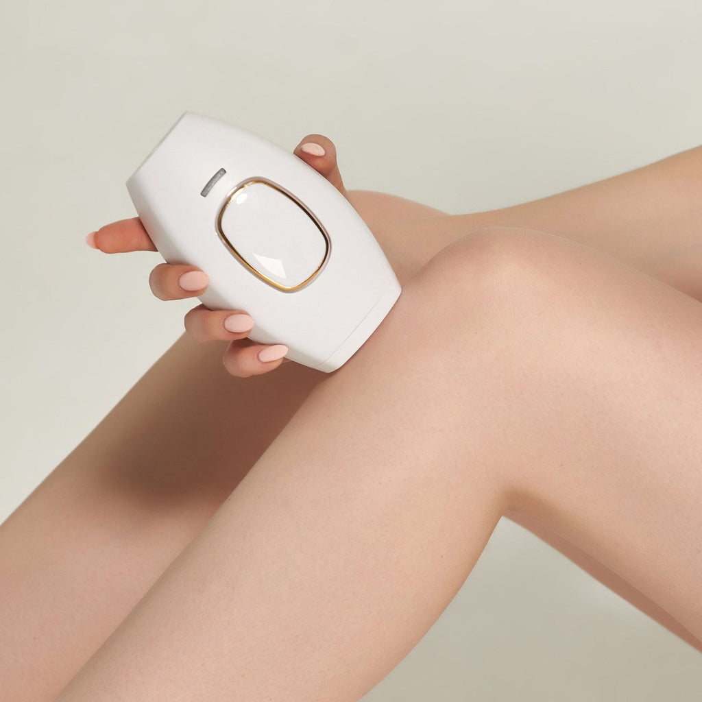Shopedian White IPL Laser Hair Removal Handset