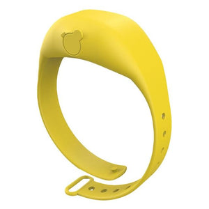 Shopedian Yellow / United States Sanitizer Wristband Dispenser