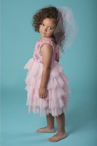 Diala Layered Tutu Dress