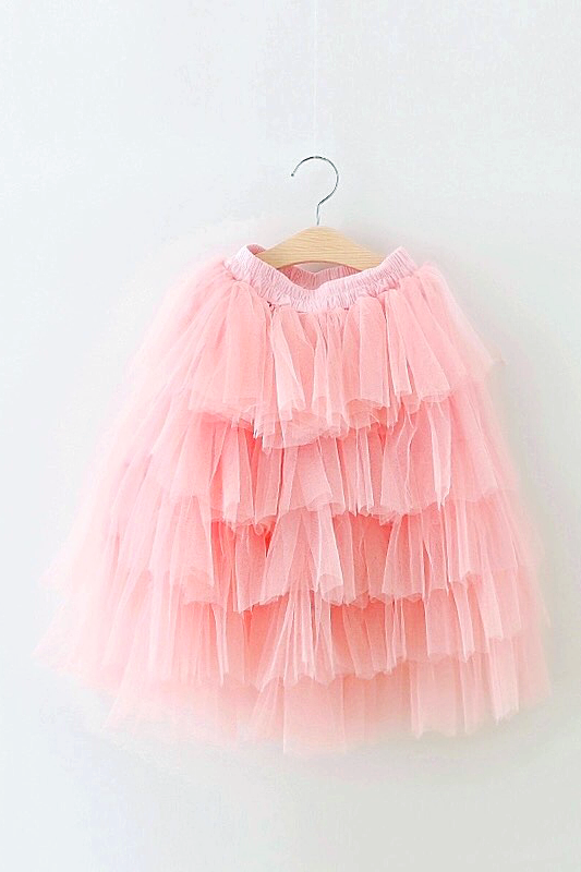 McKensey Layered Tutu Skirt