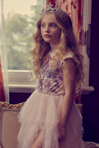 She Blooms Tutu Dress