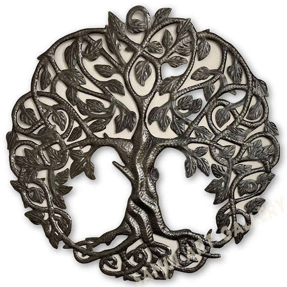 Celtic Tree of Life Metal Wall Art Home Decor Infinity Knots 23