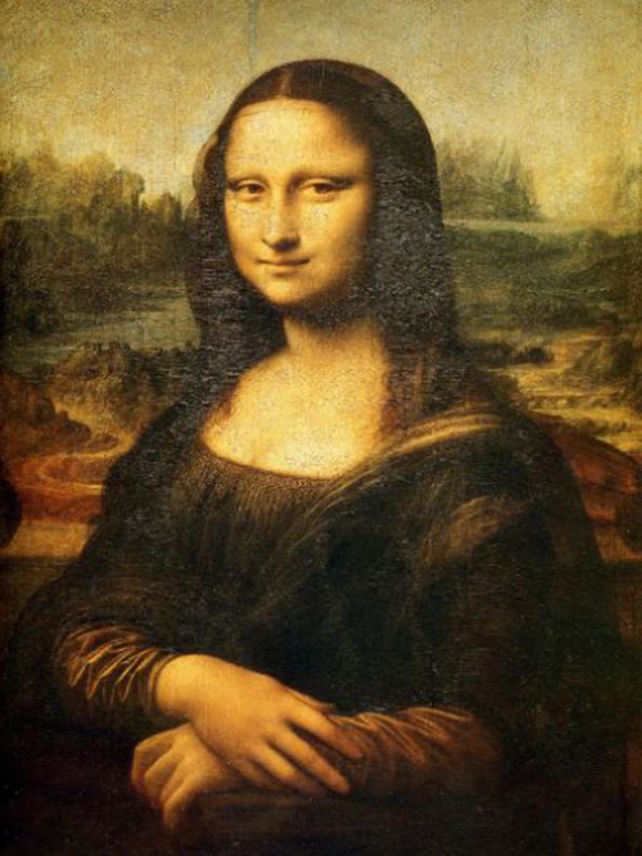 Da Vinci Mona Lisa Oil Painting On Canvas