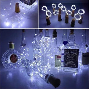Beautiful Romantic Bottle Lights