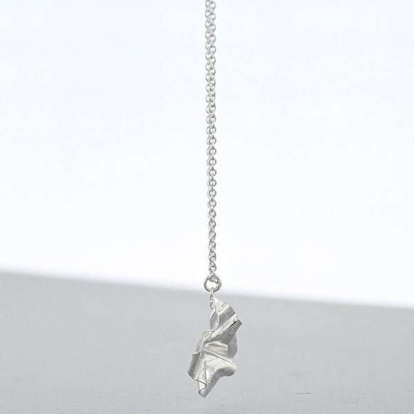 Decorative Concepts: small pendant, silver