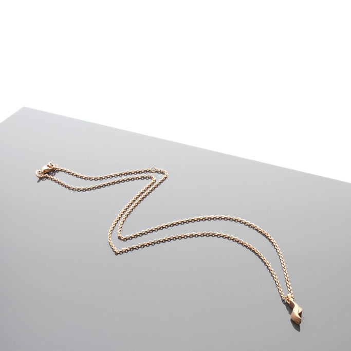 Glissando: Pendant in 9ct Rose Gold