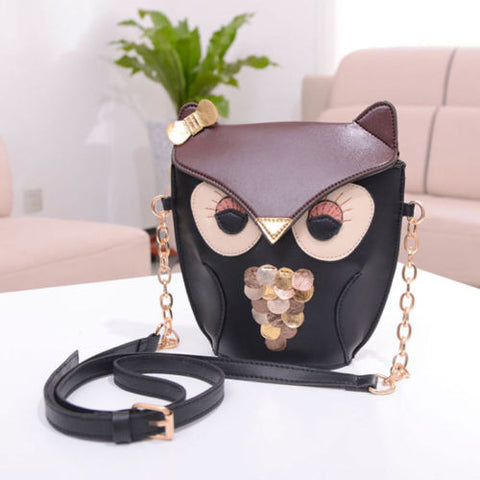 Magic Owl Satchel