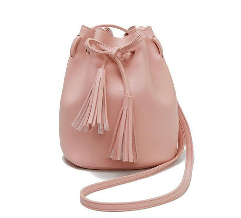 Pastels Bucket Bag