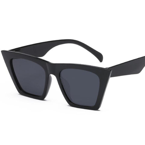 Block Triangle Sunglasses