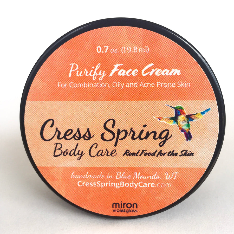 Purify Face Cream | Oily Acne