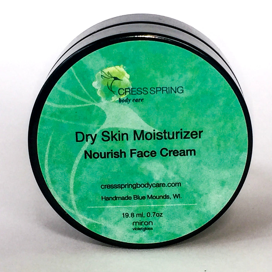 Nourish Face Cream | Dry Skin Moisturizer