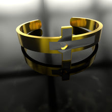 Load image into Gallery viewer, Faith Kind™ Love On The Cross Ring