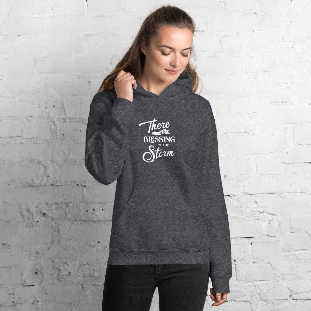 Blessing in the Storm Unisex Hoodie