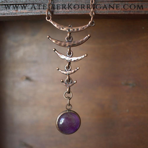 Collier Moonphases
