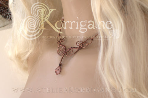 The Magickal Necklace - korrigane