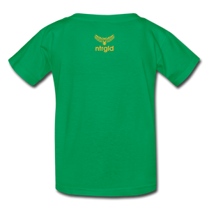You Smell Like Outside - Kids' T-Shirt - kelly green