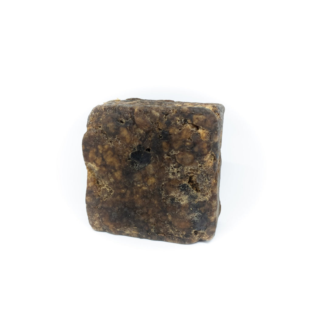 Raw African Black Soap - Neter Gold - NTRGLD