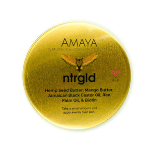 Amaya - Children's Hair Growth Butter
