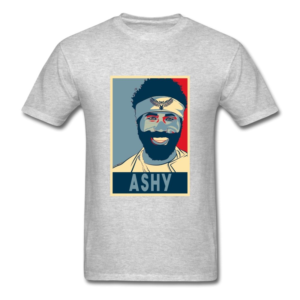 Ashy Platform - Men's T-Shirt - Neter Gold - NTRGLD - NETER GOLD - All natural body care products designed to increase your natural godly glow. - hair growth - eczema - dry skin
