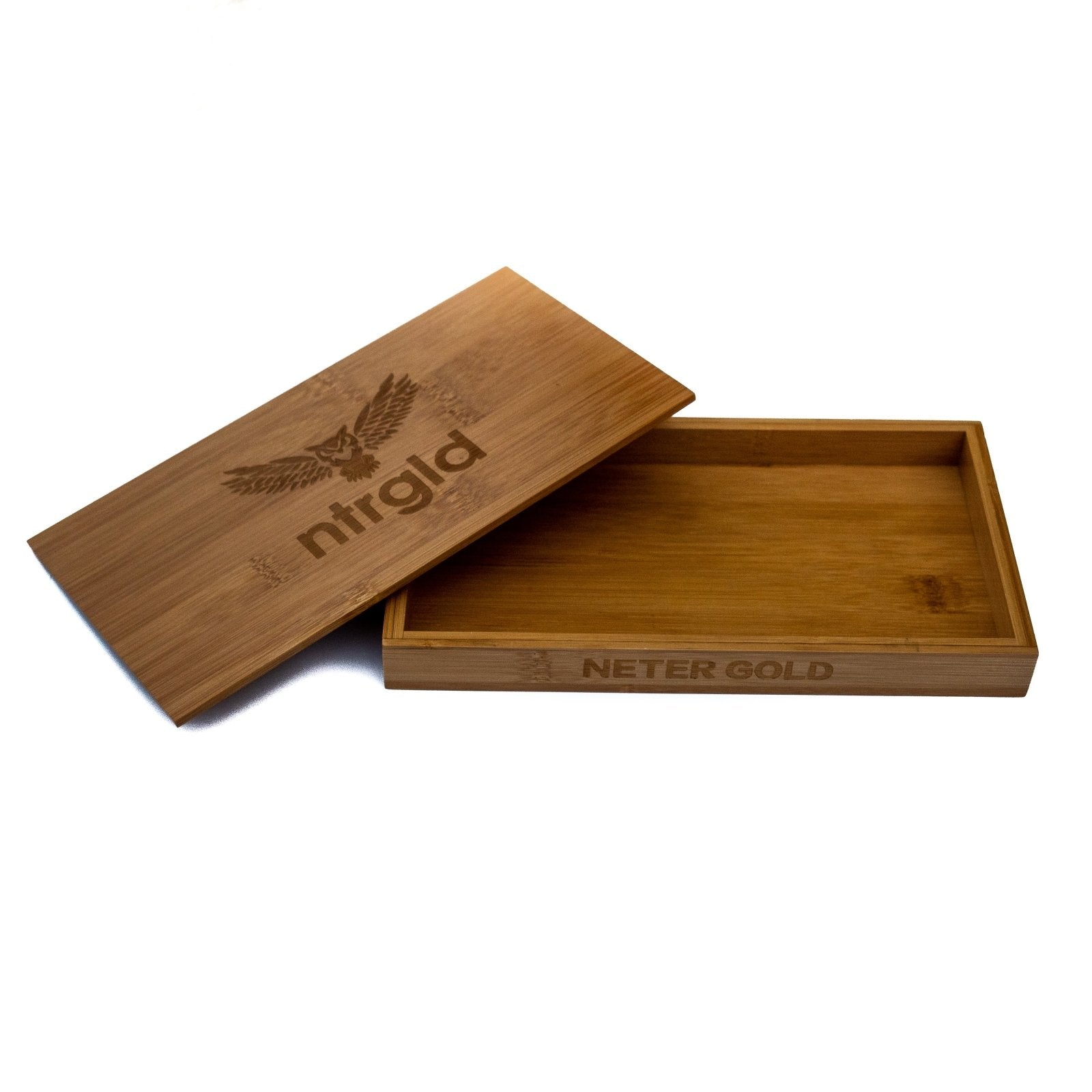 The Box You Need For Your Comb! - Deeper Box - Neter Gold - NTRGLD