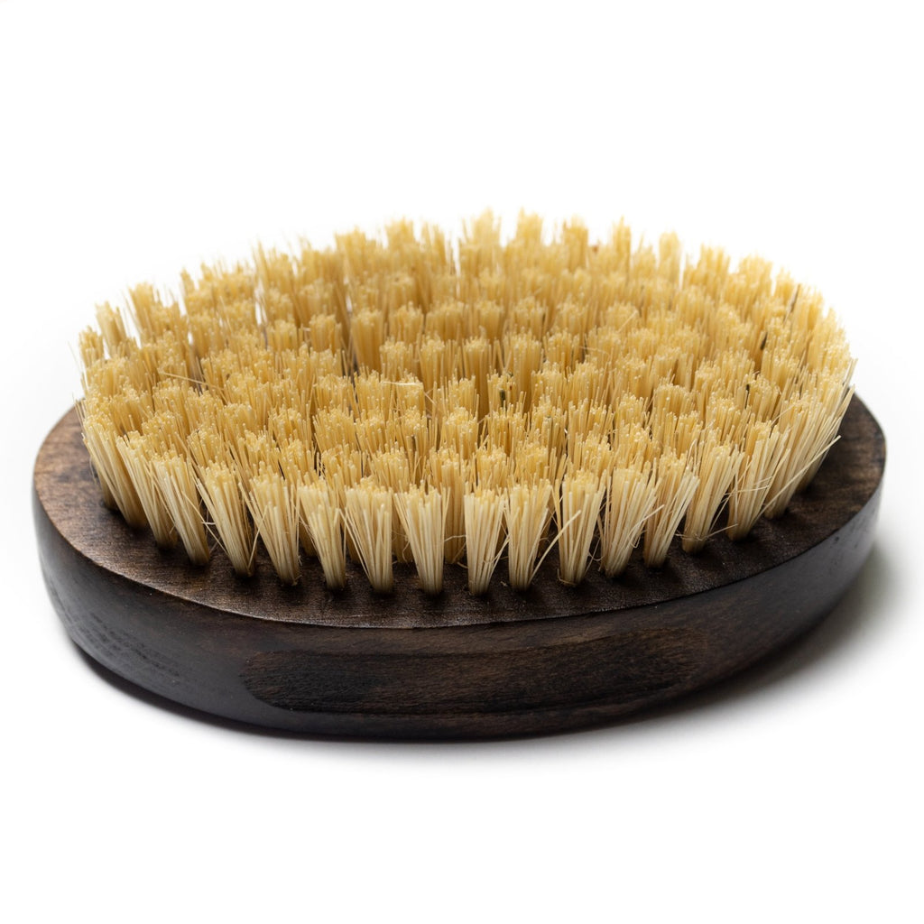 DEFECT!! - No-Kill Hair Brush - Halal | Kosher | Vegan - Neter Gold