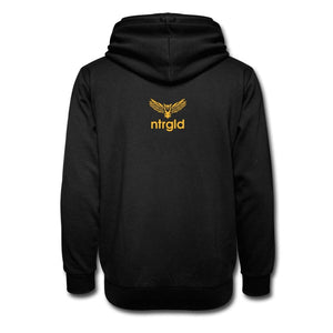 Lord Of The Drip - Shawl Collar Hoodie - Neter Gold - NTRGLD - NETER GOLD - All natural body care products designed to increase your natural godly glow. - hair growth - eczema - dry skin