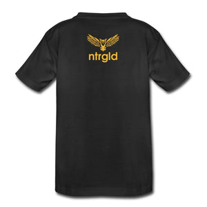 Toddler Premium T-Shirt Lord Of The Drip - Toddler Premium T-Shirt - Neter Gold - NTRGLD