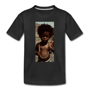 Toddler Premium T-Shirt Lord Of The Drip - Toddler Premium T-Shirt - Neter Gold - black / Youth 2T - NTRGLD