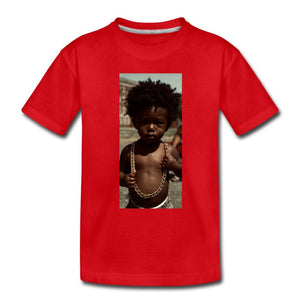 Toddler Premium T-Shirt Lord Of The Drip - Toddler Premium T-Shirt - Neter Gold - red / Youth 2T - NTRGLD