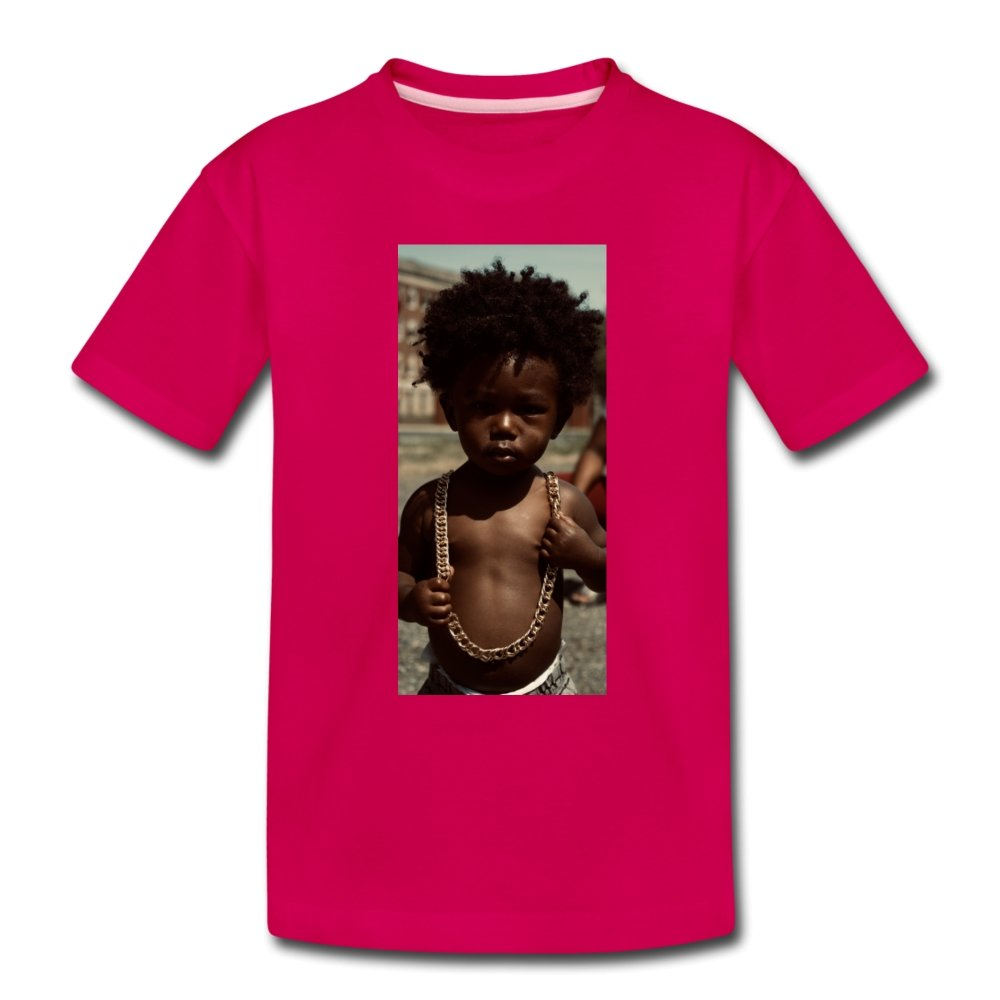 Toddler Premium T-Shirt Lord Of The Drip - Toddler Premium T-Shirt - Neter Gold - dark pink / Youth 2T - NTRGLD