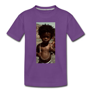 Toddler Premium T-Shirt Lord Of The Drip - Toddler Premium T-Shirt - Neter Gold - purple / Youth 2T - NTRGLD