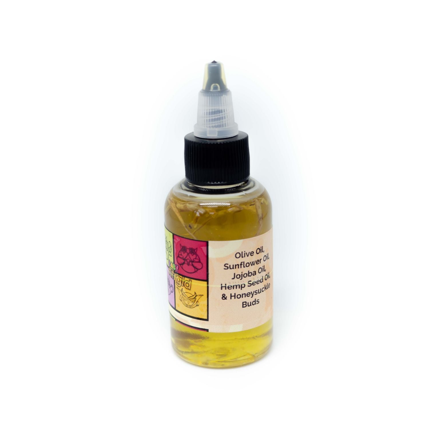 Mickey's Lil' Scalp - Baby Scalp Massage Oil - Neter Gold
