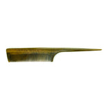 Fine-tooth Rat-tail Wooden Comb