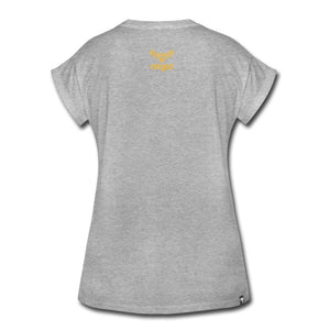 S.H.I.T. - Women's Relaxed Fit T-Shirt - Neter Gold