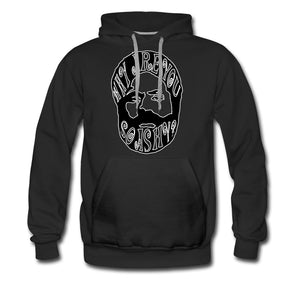 Men's Premium Hoodie | Spreadshirt 20 Why Are You So Ashy? - Men's Premium Hoodie - Neter Gold black / S