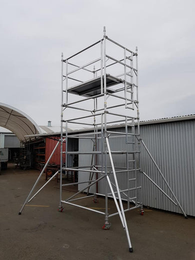 Double Width Tower, The Ultimate Global Scaffold Solution