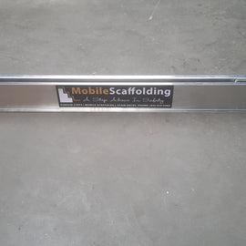 Mobile Scaffold Kick Board