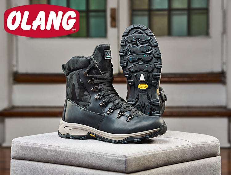 OLANG PIAVE Men's winter boots