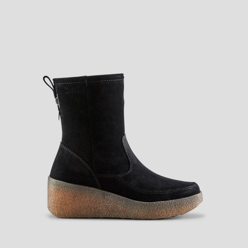 COUGAR SHOES DEVLIN - Suede Mid Boot - Boutique Bubbles