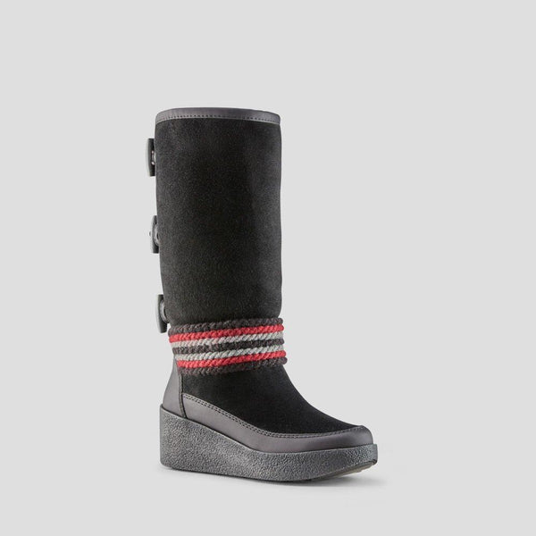 COUGAR SHOES DUNCAN - SUEDE SHEARLING BOOT - Boutique Bubbles