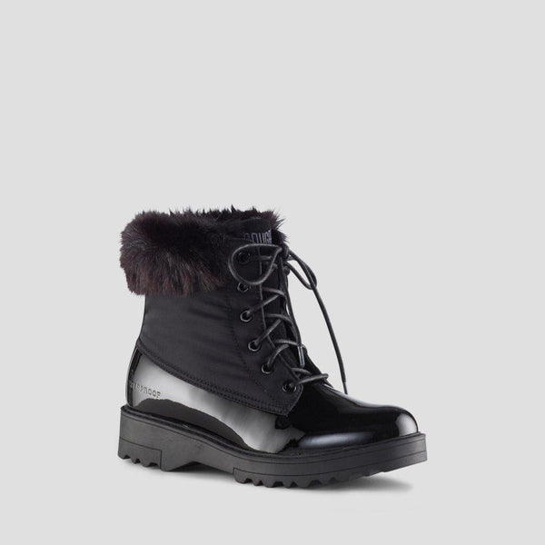 COUGAR SHOES GATINEAU - PATENT WINTER BOOT - Boutique Bubbles