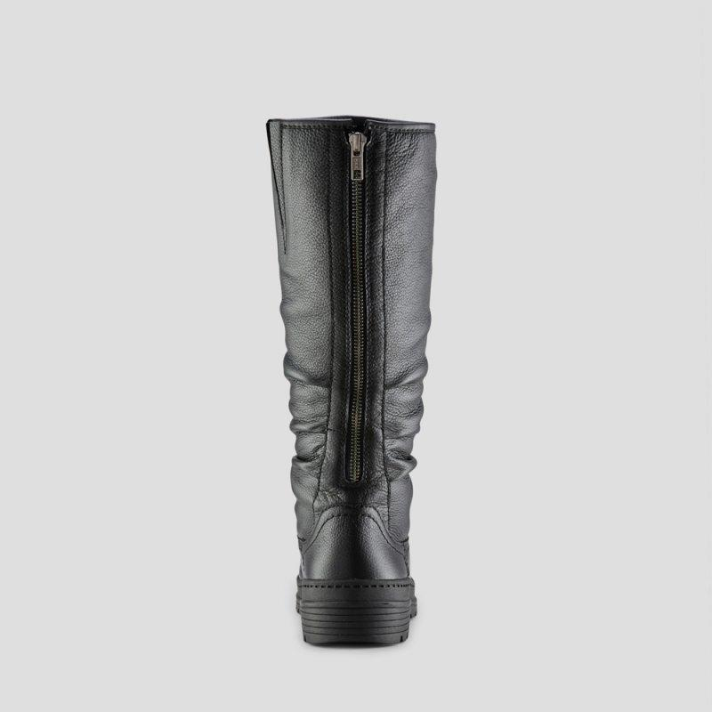 COUGAR SHOES SAGE - Leather Tall Boot - Boutique Bubbles